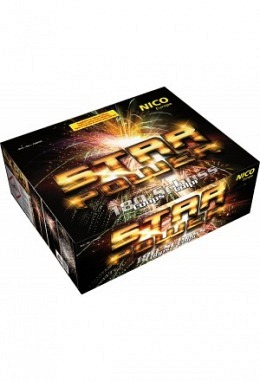 Batterie Star Power 180 Schuss